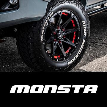 Monsta Tyres