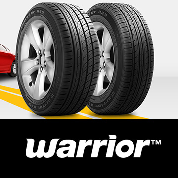Warrior Tires